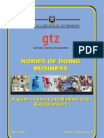 TRA-GTZ Guide English