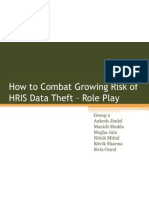 How to Combat Growing Risk of HRIS Data