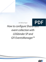 SharePoint event collection