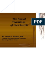 2nd-InTRO Social Teachings