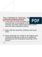4th-Catholic Social Teachings