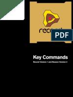 Record Key Commands