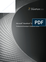 Share Point 2010 Developer Evaluation Guide