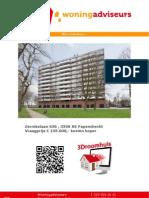 Brochure Zernikelaan 636 te Papendrecht
