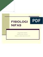 Kmo Slide Fisiologi Nifas