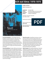Faust Info