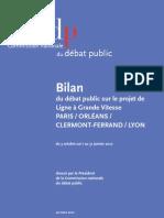 Bilan Debat Public POCL