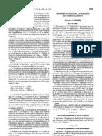 Portaria 596-2010 RRT RRD 1
