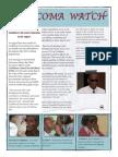 Glaucoma Watch Bulletin 2012