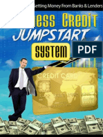 Business Credit Jump Start