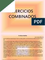 EJERCICIOS COMBINADOS
