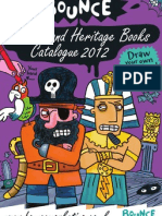Bounce Museum and Heritage Books Catalogue 2012