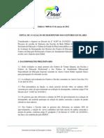 EDITAL Desempenho de Gestores Escolares Alcina Ultima Versao PDF