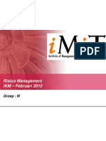 Risk Management ICT Kwaliteitszorg