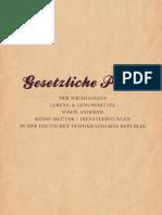 Lebensmittelpreise in der DDR