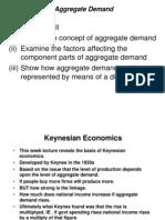Components Aggregate Demand 19-03-2012