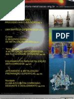 InforMetalização Num.2 out 2011- www.metalizacao.eng.br