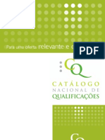 cATALOGO NACIONAL QUALIFICACOES