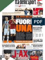 Gazzetta dello Sport - 20/03/2012