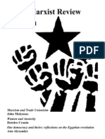 Irish Marxist Review Issue 1