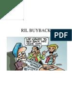 Ril Buyback