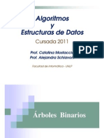 Arboles Binarios Grales AyED 2011