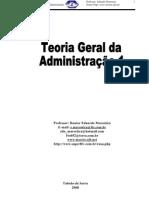 Apostila Teoria Geral da Administração 1