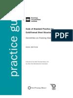 AISI Code of Std Practice 2005