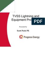 Tvs Lightning Equip Protection