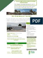 Invitacion Curso Fotovoltaico YAAXTEC