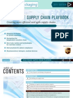 Healthcare Supply Chain Playbook
