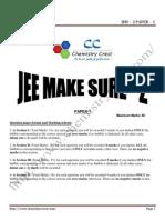 Jms-2 Paper -1 - Solutions