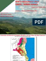 Mapeamento Geológico - Lima Duarte
