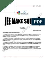 Jms-2 Paper -2 - Solutions