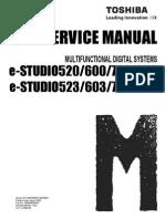 Service Manual ES523-603-723-853