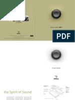 Focal Catalogue 2011
