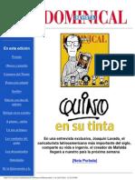 "Joaquin Lavado ""Quino"""