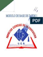 Modulo Base de Datos1