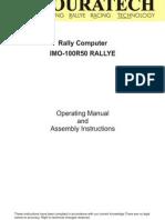 Rallye Computer