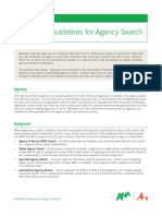 Agency Search White Paper
