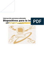 Dispositivos Para La Interaccion