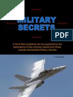 Military Secrets 1