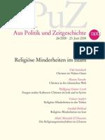 Aus Politik Und Zeitgeschehen 2008-06-23