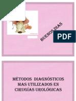 Metodos Diadnosticos de Urologia