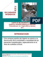 Higiene Oral Del Paciente en Cuidados Intensivos Final