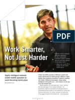 Tellabs Insight Magazine - Work Smarter, Not Just Harder