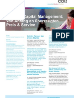 Aurelius Capital Management Case Study (german)