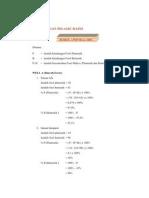 Perhitungan Pelagic Ratioo