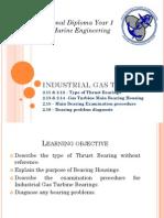 Industial Gas Turbine (Week 9)