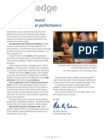 Tellabs Insight Magazine - 4G networks demand multidimensional performance